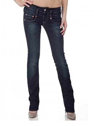 Herrlicher Jeans Pitch Denim Stretch regular fit (Dunkelblau)