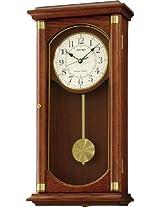 Seiko Pendulum Clock ( 55.8 cm x 28 cm x 11.4 cm, Brown)