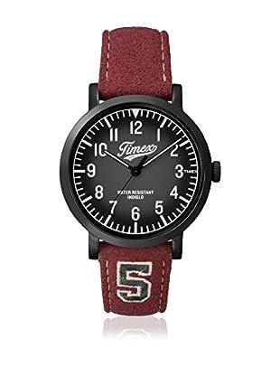 TIMEX Reloj de cuarzo Unisex Unisex Originals Rojo 42 mm