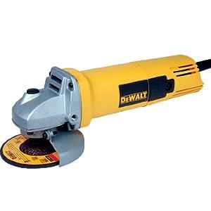 Dewalt DW810 Angle Grinder-Yellow