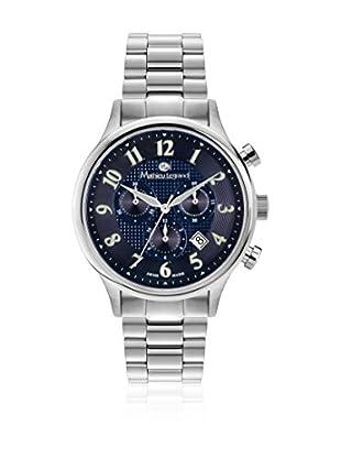 Mathieu Legrand Reloj de cuarzo Man Plateado