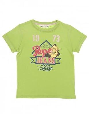 Pepe Jeans Kids T-Shirt Edgar (Grün)