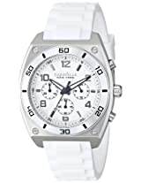 Caravelle New York  Sport Analog White Dial Men's Watch - 43A126
