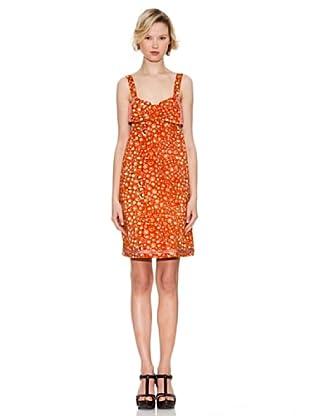 Tonalá Vestido Gabriela (Naranja)