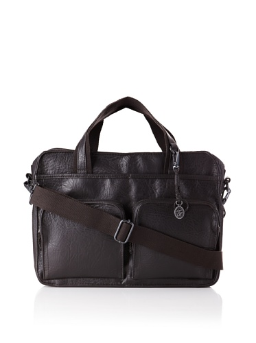 Ted Baker Men's Griggio Branded Despatch Bag (Chocolate)