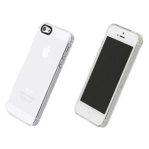 パワーサポート エアージャケットセット for iPhone5(クリア)PJK-71
