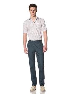 Camo Men's Oretto Classic Trousers (Petrol Blue)