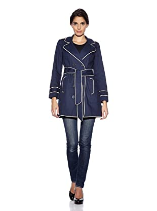 Yumi Original Trenchcoat (Navy)