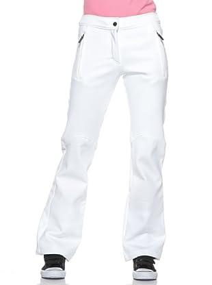 F.lli Campagnolo Damen Skihose (Weiß)