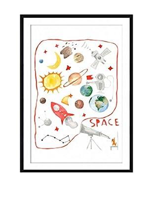Surdic Gemälde Space