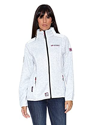 Geographical Norway Forro Polar Terracota Lady 007 (Blanco)