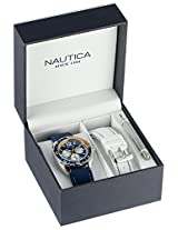 NAUTICA Analog Blue Dial Men's Watch - N09915G