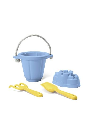 Green Toys Sand Play Set, Blue