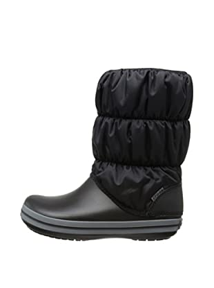 Crocs Botas de Nieve Winter Puff (Negro / Antracita)