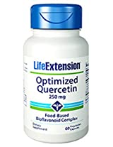 Life Extension Optimized Quercetin Capsules, 60-Count