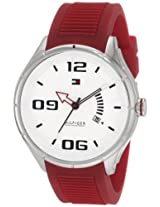 Tommy Hilfiger Analog White Dial Men's Watch - 1790804
