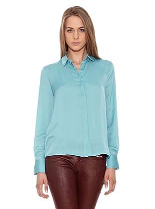 Pepe Jeans London Camisa Mujer Sheilita (Azul Claro)