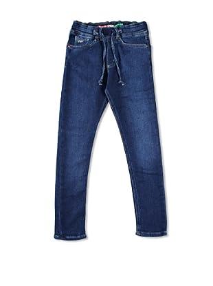 Carrera Jeans Pantalón Play 11 Oz (Azul Oscuro)
