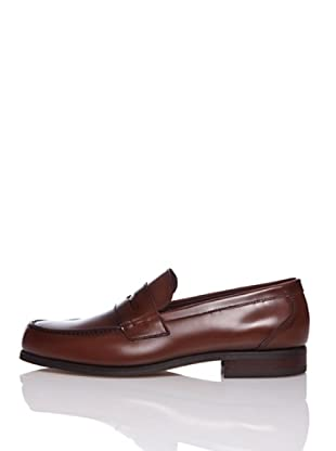 George´s Penny Loafer (Braun)