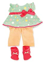 Manhattan Toy Baby Stella Pretty Party Baby Doll Clothing