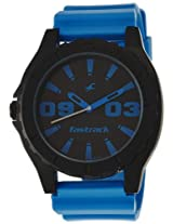 Fastrack OTS Sports Analog Black Dial Men's Watch - NE9462AP03J