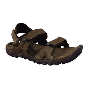 Woodland Khaki Men Sandals GD 0491108Y12