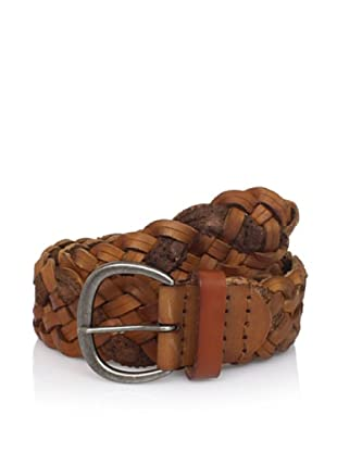 Bed Stu Women's Claire Peforated Belt (Brown)
