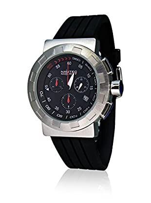 Nautec No Limit Reloj de cuarzo Unisex ZY QZ/RBSTBK  44 mm