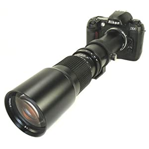 CameraWorks NW BOWER 500 mm Preset Telephoto Lens CWNNW-95