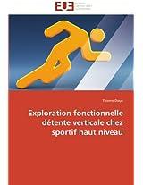 Exploration Fonctionnelle Detente Verticale Chez Sportif Haut Niveau (Omn.Univ.Europ.)