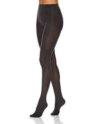 DIM  Panty Easy Day Thermo ( Mantiene La Temperatura Natural Del Cuerpo, Resistente) (Gris Oscuro)