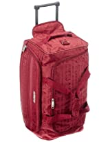 American Tourister X - Bag Classic 2 Fabric 55 cms Maroon Travel Duffle (40X (0) 02 026)