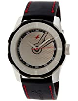 Fastrack Economy 2013 Analog Silver Dial Men's Watch - 3099SP03