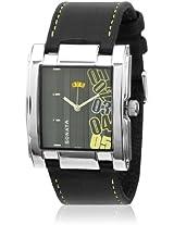 Sonata Yuva Analog Black Dial Men's Watch - NF7946SL03A