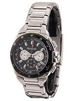 Reebok Chronograph Black Dial Men Watch -Ct5031M