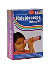 Do It Yourself Kaleidoscope Making Kit Educational Toy