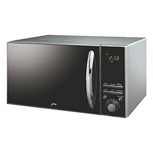 Godrej InstaCook GMX 25 CA1 MIZ 25-Litre Convection Microwave Oven (Mirror)