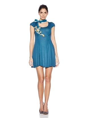 Mamatayoe Vestido Mildred (Azul)