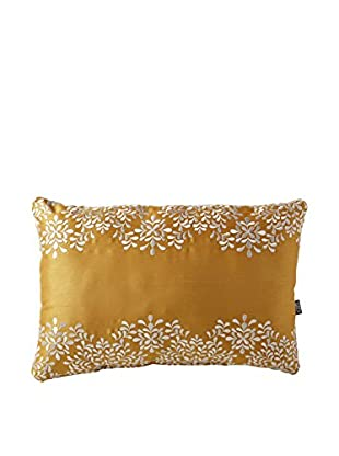 KAS Octavia Lumbar Pillow, Yellow
