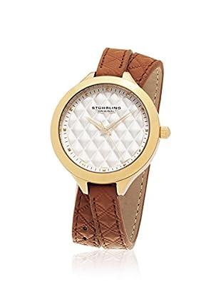 Stührling Original Women's 658.02 Vogue Analog Display Quartz Brown Watch
