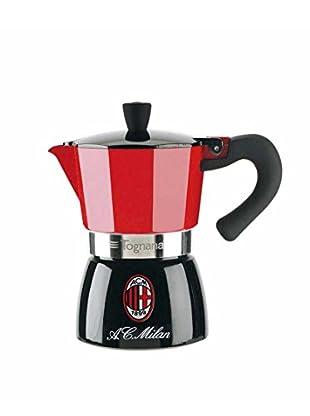 Tognana Mokkakanne Coffee Star Milan 3 Cups rot