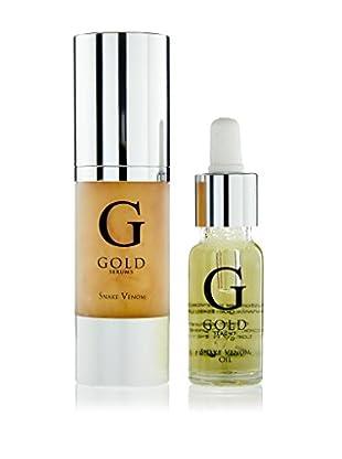 Gold Serums Gesichtsserum + Gesichtsoel Gold Snake Venom + Snake Venom Facial Oil