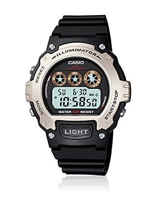Casio Reloj con movimiento cuarzo japonés Unisex Unisex Unisex Unisex W+214H.1A 45.0 mm
