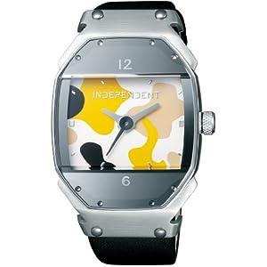インディペンデント]INDEPENDENT 腕時計 INDEPENDET×soe (ソーイ) コラボレーション限定モデル 【数量限定】 ITB21-5254 メンズ