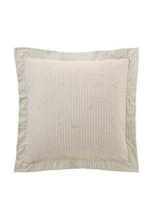 Home Treasures Glory Sham, Khaki, Euro