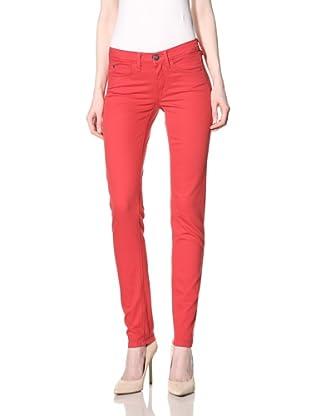 MILK Denim Women's Skinny Jean (Pink Therapy)