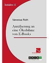 Annäherung an eine Ökobilanz von E-Books (Initialen)