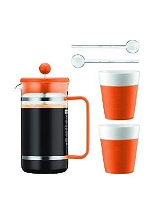 Bodum 5-Piece Bistro Set, Orange
