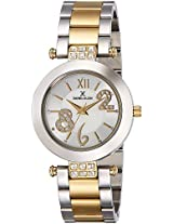Daniel Klein Analog Silver Dial Women's Watch - DK10816-5