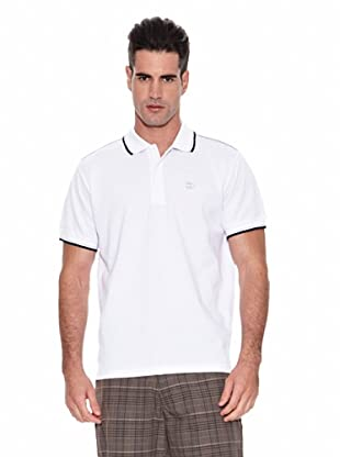 John Smith Polo Fluel (Blanco)